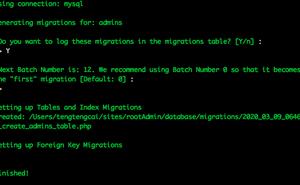 記錄一些有關資料庫操作的擴充套件包