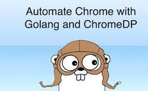 Golang-Docker ChromeDP瀏覽器模擬和截圖微服務