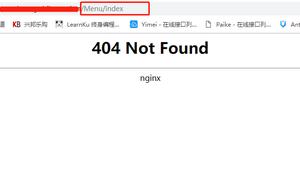 Nginx 服務部署 Vue 專案後重新整理頁面,出現 404 問題