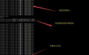 PHP 多程式與訊號中斷實現多工常駐記憶體管理【Master/Worker 模型】