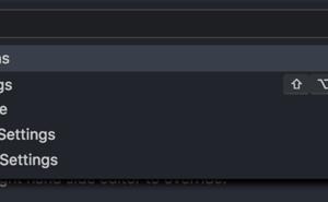 同步你的 vscode 配置