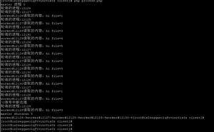 PHP 程式池與輪詢排程演算法實現多工