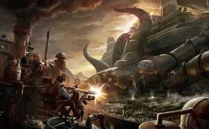 遊戲文化:蒸汽朋克,虛擬與現實,魔法和機械的終極幻想