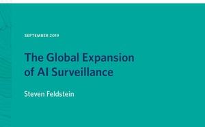 STEVEN FELDSTEIN:2019年全球人工智慧監測(AIGS)指數報告