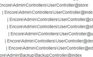 記錄一件很尷尬的事,中介軟體給我的痛。