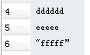 SQLServer複製到execl丟失資料