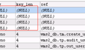 MySQL查詢中Sending data佔用大量時間的問題處理