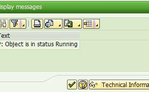 CRM下載物件一直處於Wait狀態的原因
