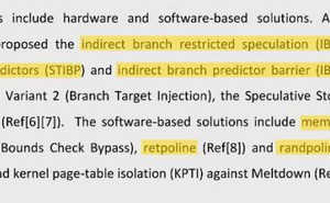Intel 提出 CPU 漏洞硬體保護方案:有望一勞永逸