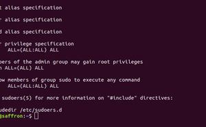 Linux sudo 被曝提權漏洞,任意使用者均能以 root 身份執行命令