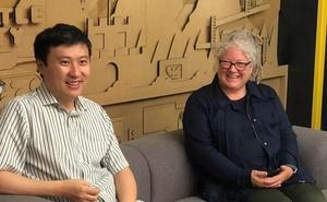MIT學者對話騰訊副總裁姚曉光