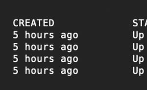 Dockerfile 方式定製 lnmp 環境