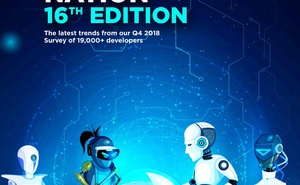 SlashData:第16個年度開發者報告