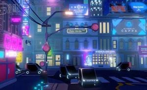 為了設計這個計程車遊戲,開發者真的成為了一名網約車司機