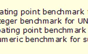 痞子衡嵌入式:微處理器CPU效能測試基準(Dhrystone)
