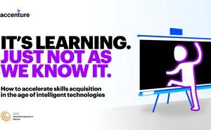 埃森哲:加速智慧科技時代的技能學習