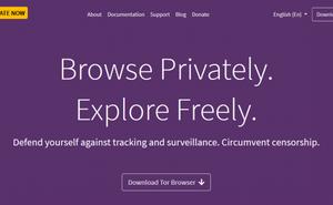 Mozilla Firefox將很快獲得包含Tor模式的擴充套件元件